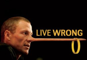 After years of denial and destroying people's lives, Lance Armstrong publicly admits to doping in 2012